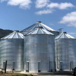1624 Gallons Galvanized Water Storage Tank
